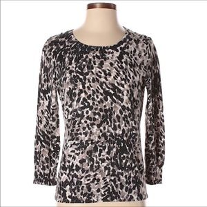 Animal Printed Sweater